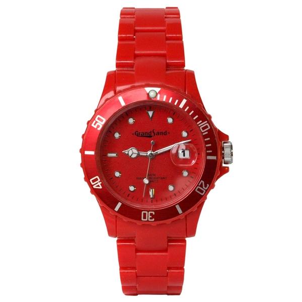 Klocka: Red Grenadier